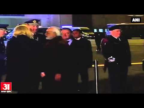 Brussels: PM Modi arrives for European Union-India Summit