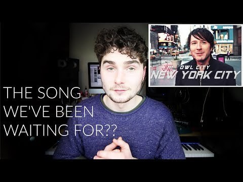 Owl City - New York City Review
