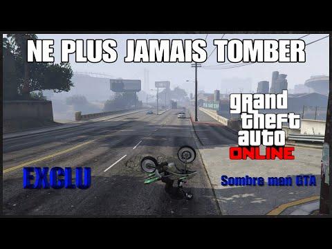 [EXCLU] NE PLUS JAMAIS TOMBER DE SA MOTO SUR GTA V ONLINE1.50