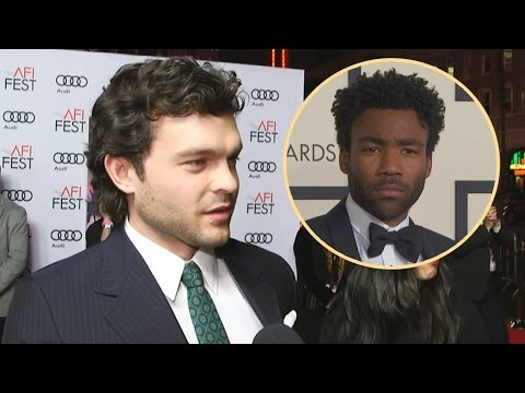 EXCLUSIVE: Alden Ehrenreich 'Really Excited' to Work With Donald Glover in Han Solo 'Star Wars' M…