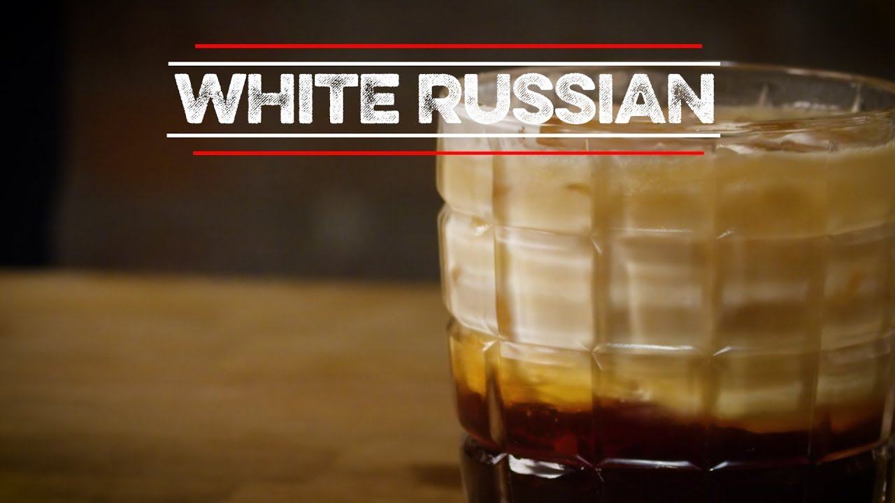 "The Big Lebowski's ""White Russian"""