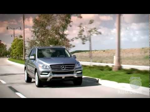 2012 Mercedes M-Class Video Review - Kelley Blue Book