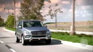 2012 Mercedes M-Class Video Review - Kelley Blue Book