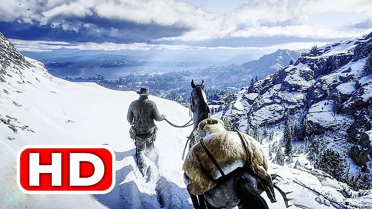 Red Dead Redemption 2 Gameplay Walkthrough, Part 1! (RDR 2 ...