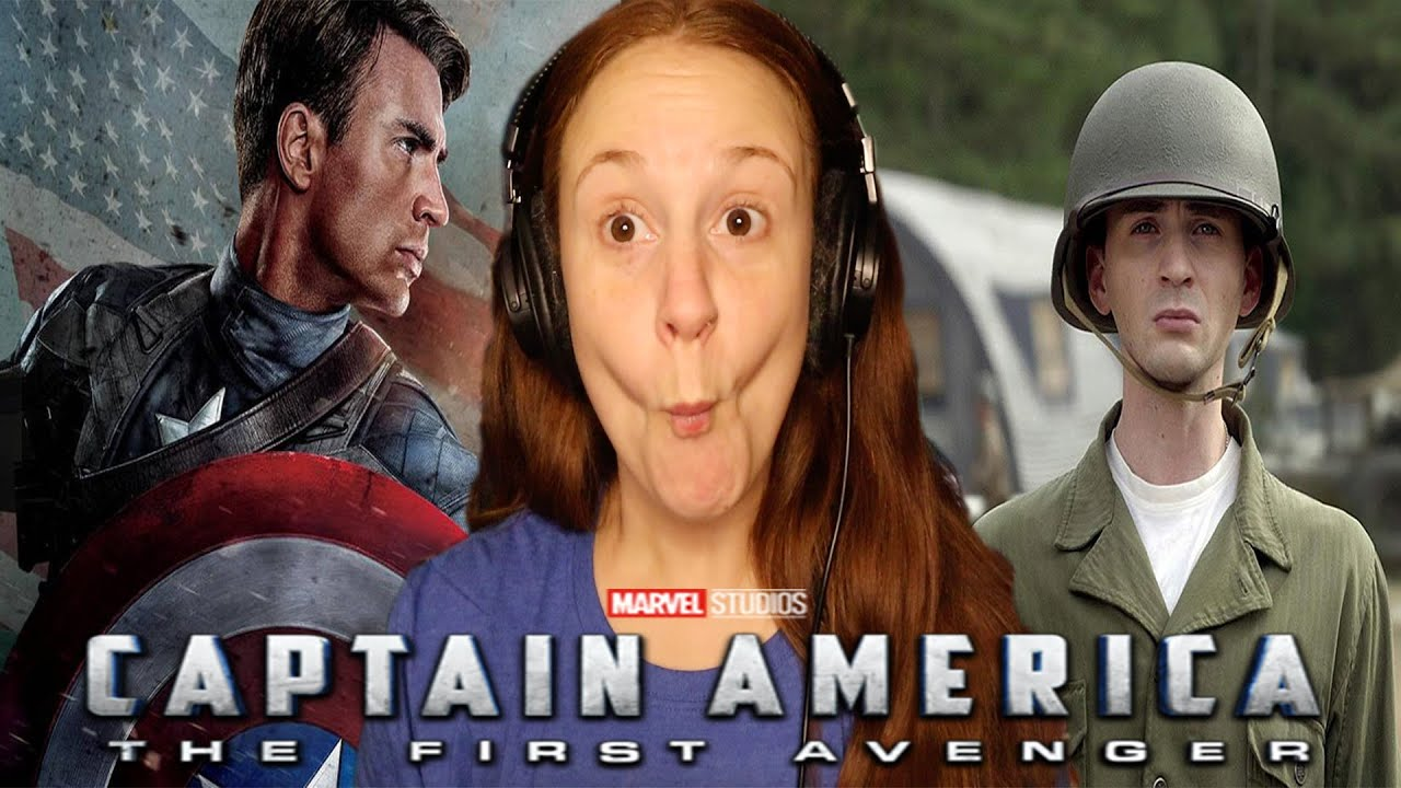 Captain America: The First Avenger * FIRST TIME WATCHING * reaction and commentary