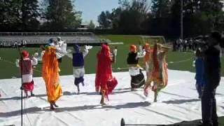 Rhythms of India-Seattle Mela 2009-Chardi Kala