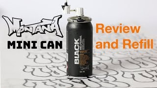 Montana Black 50ml Mİni Can Review