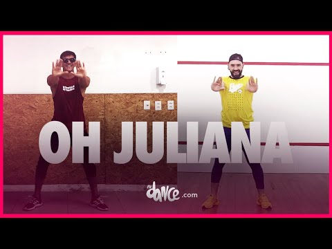 Oh Juliana – MC Niack | FitDance TV (Coreografia Oficial) | Dance Video
