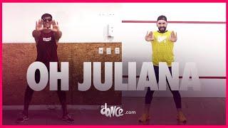 Oh Juliana - MC Niack   FitDance TV (Coreografia Oficial)   Dance Video