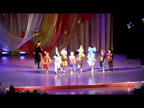 Кукольный театр Карабаса Барабаса 2014 г