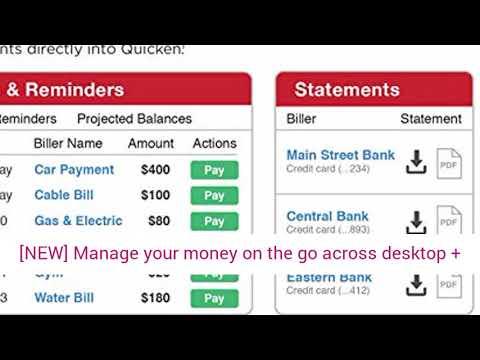 Quicken Premier 2019 Personal Finance & Budgeting Software [PC/Mac  Download] 1-Year Membership