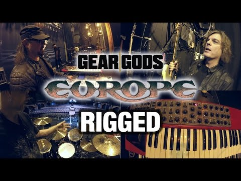 GEAR GODS RIGGED - Europe