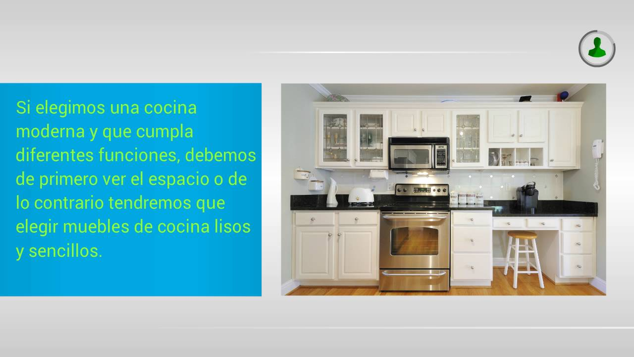 C Mo Decorar Cocinas Peque As Y Modernas Youtube