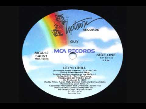 Guy-Let's Chill (Chilled Vocal Remix).wmv