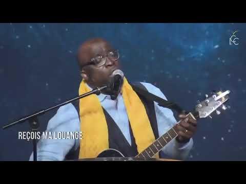 Nara Ekele Mo En Version Française Reçois Ma Louange | Impact Gospel Choir Joseph Moussio