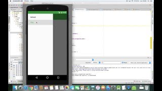 Implement a Navigation Drawer with Toolbar on Android - Part 2
