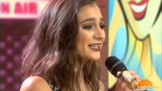 "Daya Performing ""Hide Away"" on The Today Show"