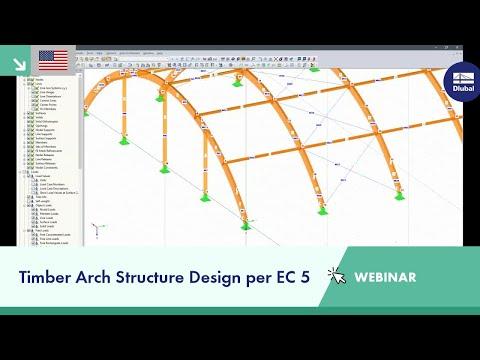Dlubal Webinar Csa O86 14 Clt Design In Rfem Youtube