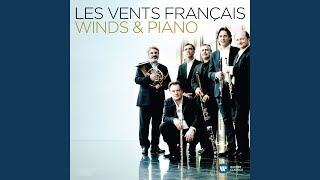 Sextet for Piano & Winds, Op. 100: III. Finale - Prestissimo