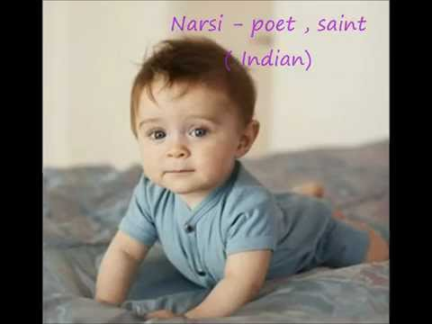 Baby Names ♡ With Cute baby photo Slideshow ♡ ♡ ♡
