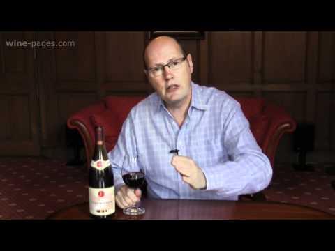 Guigal Côtes du Rhône 2009, wine review - click image for video