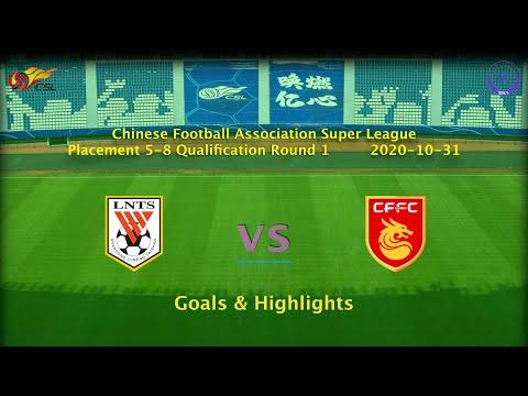 Shandong Luneng Hebei Zhongji Goals And Highlights