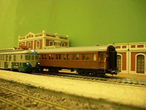 Estación perdida de Renfe años 60