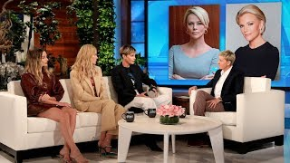 Gambar cover 'Bombshell' Star Charlize Theron on If She's Had Contact with Megyn Kelly