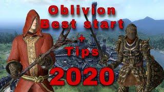 Oblivion - Best Stąrt + Tips