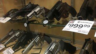 В США назвали лучшие револьверы для самообороны