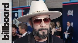 "AJ McLean Talks Lil Nas X's 'Old Town Road' & Country Music ""Breaking Down Barriers"" 