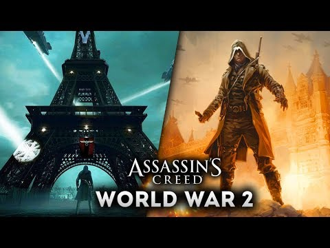 Assassin's Creed OFFICIALLY Embraces World War 2!!  AC in 2018 - Latest Leaks Ahead of E3!