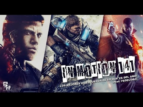 In Motion 141 - Anécdotas y nuestros videojuegos favoritos de lo que va del año. (feat. Fedelobo)