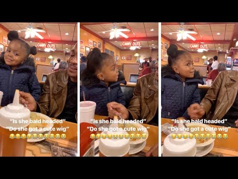 Pablo - Daughter Asks Dad About His New Girlfriend