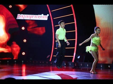 VŨ ĐIỆU TUỔI XANH - VÒNG CHUNG KẾT - TUẤN PHONG vs HƯƠNG GIANG (24/8/2014)