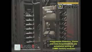 Automated Testing of DIMM Memory Modules