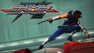 Strider - [PC, Win10] Short gameplay (2014)