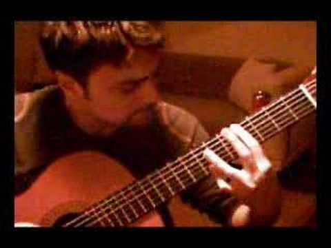 Alfie  Burt Bacharach Jacopo Barbato, guitar ギター