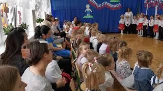 Akademia w Przedszkolu nr 1 z okazji Święta Niepodległości