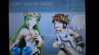 Pit, Just Use Your Gills (Chapter 7 Flight Battle) - Kid Icarus: Uprising
