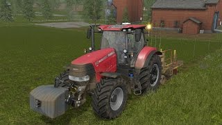 Farming Simulator 17 - Forestry and Farming on Goldcrest Valley 016