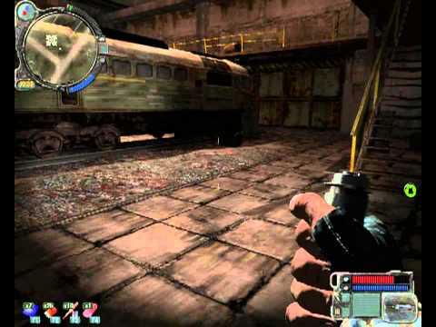 Сталкер зов припяти:Охота не неизвестных мутантов в тоннеле