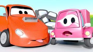 Авто Патруль - Случай с зеркалами - Автомобильный Город