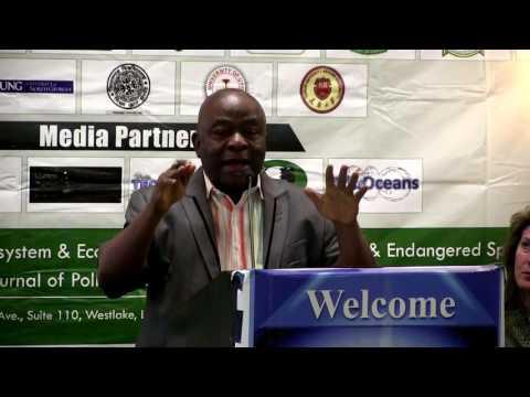 Kingsley Akpabio Essien | USA | Biodiversity 2015 | Conferenceseries LLC