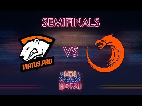 Virtus.pro vs TNC Game 1 - MDL Macau 2017: Semifinals - @GoDz @WinteR