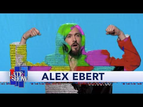 Alex Ebert: 'Stronger'
