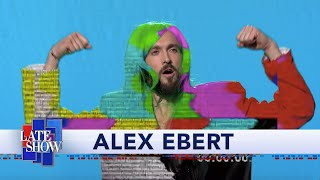 """Alex Ebert: """"Stronger"""""""