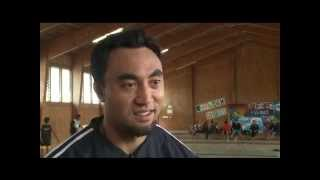 BCN News: Niue Wrestling with Tokelau Wrestler Ilai Manu