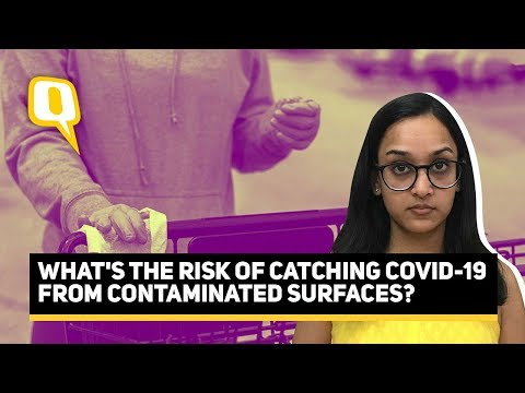 Unlock 1: How Does COVID-19 Spread From Contaminated Surfaces | The Quint