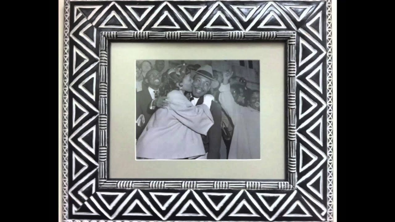 Art with African Frames - YouTube